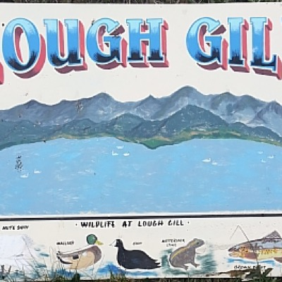 Lough Gill sign