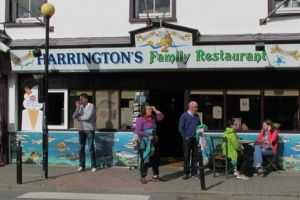 Harrington's Family Restaurant, Dingle
