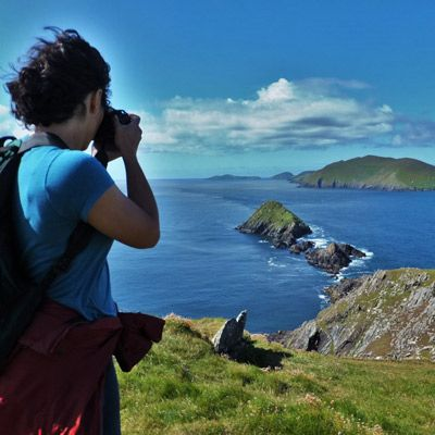 Photography on the Dingle Peninsula