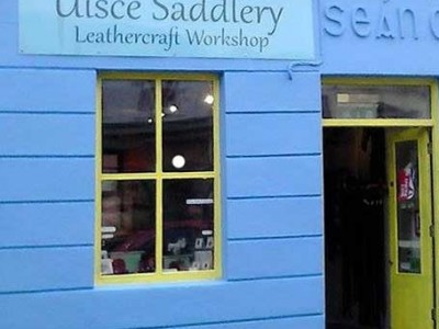 Uisce Saddlery and Leathercraft Workshop