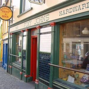Foxy John's Pub & Hardware Store