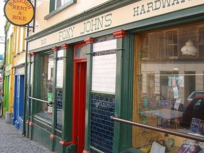 Foxy John's Pub, Hardware Store & Bicycle Hire