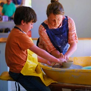 Louis Mulcahy Pottery Workshop Tours & Pottery Making Experience