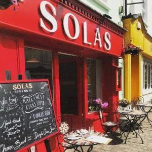 Solas Tapas & Wine Bar