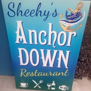 Sheehy's Anchor Down Restaurant