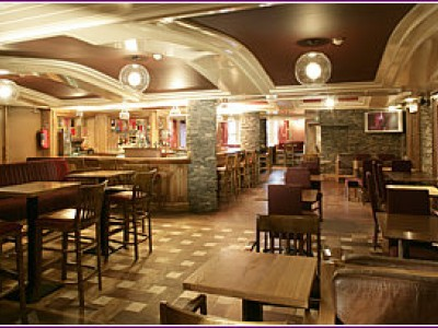 Paudie's Bar at the Dingle Bay Hotel