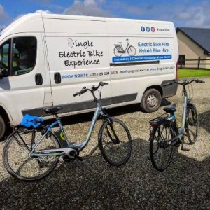 Dingle Electric Bike Experience