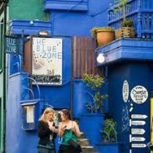 The Blue Zone Jazz & Pizza Wine Bar