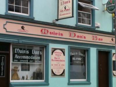 Muiris Dan's Accommodation