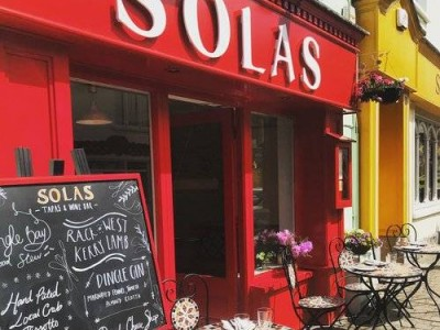Solas Tapas & Wine Bar