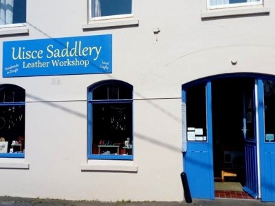 Uisce Saddlery, Leather & Local Craft